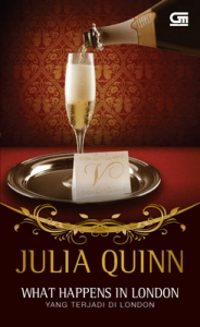 Julia Quinn - What Happens in London