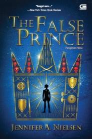 The False Prince - Jennifer A Nielsen